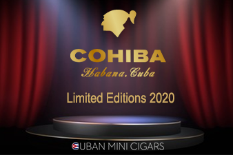 Cuban Mini Cigars - Cohiba Limited Editions 2020