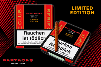 Partagás Serie Club & Mini -  Limited Edition 2020